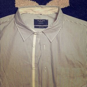 Rag & Bone striped button up